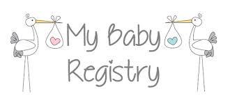 baby regisrty my baby registry