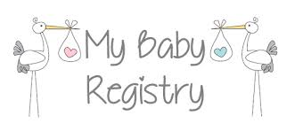 baby register my baby registry