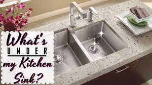 what u0027s under my kitchen sink how to organize under the kitchen
