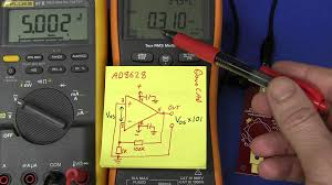 eevblog 476 opamp offset voltage measurement youtube