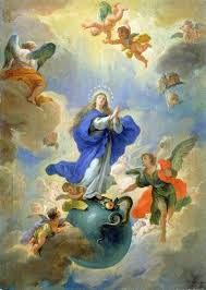 who is the virgin mary queen of heaven