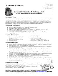 esthetician resume exles exles of effective resumes exles of resumes