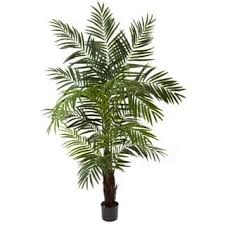 palms artificial plants for less overstock