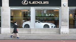lexus lfa buy usa lexus lfa to sell not lease in europe
