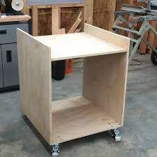 making miter saw stand workshop furniture projects forums