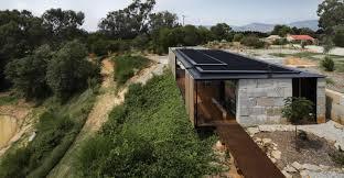 best australian architects planchonella house by jesse bennett architect wins australian