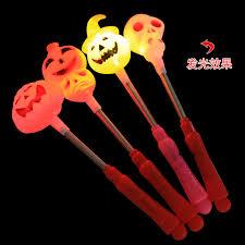 1 halloween novelty glow stick children kids gift play jokes toys