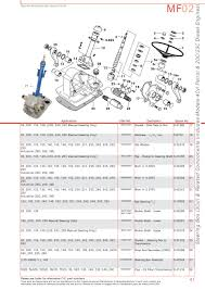 massey ferguson front axle page 51 sparex parts lists