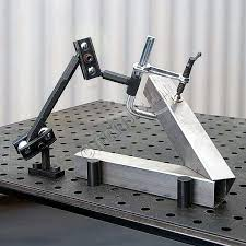 Strong Hand Welding Table Strong Hand Tools Third Hand Articulating Clamp Holder Trick