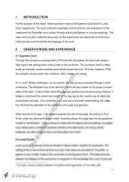assignment report template laws1052 court report assignment laws1052 introducing and