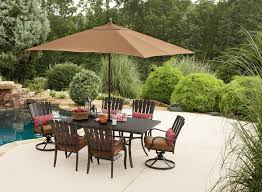 Sears Lazy Boy Patio Furniture by Mason Green Weston 7pc Dining Set Outdoor Living Patio