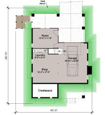 Narrow Modern House Plans House Plans For Narrow Sloping Lots