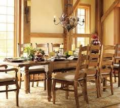 Seat Dining Room Set Foter - Pottery barn dining room set
