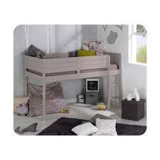ma chambre denfant lit mezzanine mi hauteur everest blanc bois lit mezzanine and