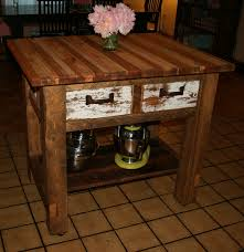 reclaimed rustic kitchen island by echopeakdesign on etsy 525 00