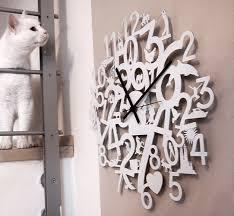 Grande Horloge Murale Design Pas Cher 12 Avec Grande Horloge Murale Design
