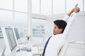 Exercise At Desk Job 5 Unhealthy Side Effects Of Sitting All Day