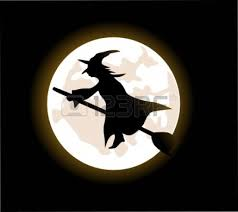 halloween cartoon witches clipart free clipart