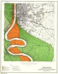 Map Of Baton Rouge January 2017 U2013 Hidden Hydrology