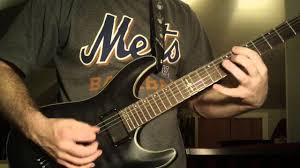 best guitar deals black friday 2016 megadeth good mourning black friday guitar lesson part 1 youtube