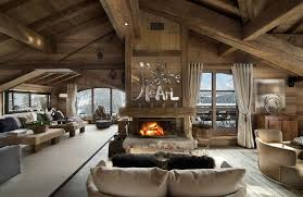 Lodge Interior Design by Home Chalet Pearl Courchevel