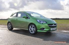 vauxhall opel new for 2015 vauxhall corsa first impressions petroleum vitae