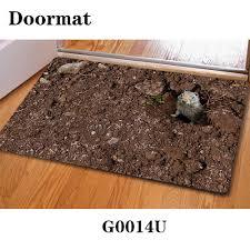 Funny Door Mat by Slip Front Door Mat Funny Floor Home Carpet Rug Indoor Kitchen Mat