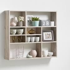 bookcases modern white oak low furnitureinfashion uk oak wall