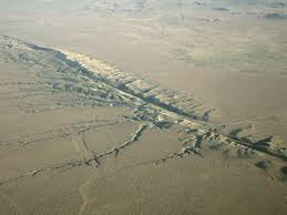 San Andreas Map Usgs Study Finds New Evidence Of San Andreas Fault Earthquakes