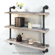 vintage on the shelf vintage shelf styled wooden clothes rail with top brackets canada