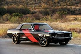 1968 ford mustang black 1968 ford mustang mail order pride photo image gallery
