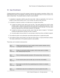 Dental Office Manager Resume Examples by Best Practices For Challenge Response Authentication