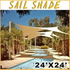Sail Canopy For Patio New Deluxe Sand Rectangle Square Backyard Patio Sun Sail Shade