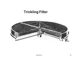 design criteria for trickling filter wastewater treatment on completion of this module you should be