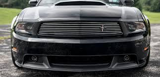 Black 2011 Mustang Joe U0027s Black U002711 Gt Americanmuscle
