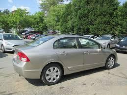 2006 used honda civic sedan lx automatic at georgia import auto