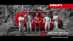 Perforateur Burineur Hilti by Hilti Tool Service Episode 1 Youtube