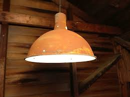 how to make a barn light fixture a diy barn light for a vintage garage my sweet cottage