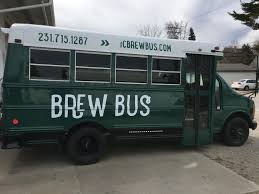 Michigan Brewery Map by Traverse City Winery And Brewery Tours Tc Brew Bus