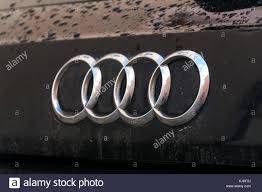 logo audi 2017 audi car symbol stock photos u0026 audi car symbol stock images alamy