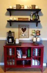 kitchen coffee bar ideas best kitchen coffee bars ideas on coffe bar idyllic