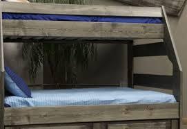 Trendwood  Bunkhouse High Sierra TwinFull Bunkbed Set - Trendwood bunk beds