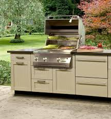 kitchen modular outdoor kitchen with grill support for your patio