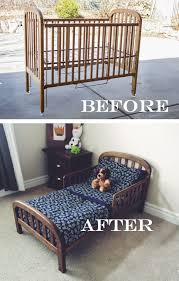 How To Make A Twin Platform Bed With Storage by Best 25 Diy Toddler Bed Ideas On Pinterest Toddler Bed Toddler