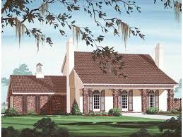 New Orleans House Plans Eplans Traditional House Plan Delightful New Orleans Style