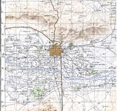 Korengal Valley Map Afghanistan Info Maps Security Facts Geography History