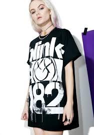 Blink 182 Halloween Shirt by Blink 182 Graphic T Shirt Dolls Kill