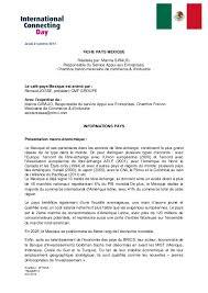 chambre de commerce franco mexicaine icd2014fiche pays mexique