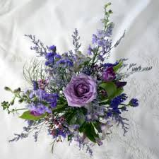 bridal bouquets blue and purple wedding bouquet picture gallery of