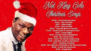 nat king cole christmas album nat king cole christmas songs album